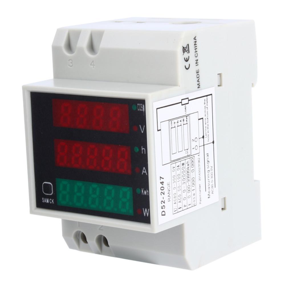 energy power meter 110v