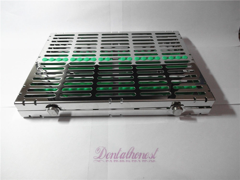 ФОТО Dental Instrument Cassette - 20 Instruments Best