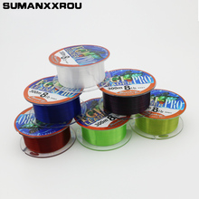 300m New Super Strong Japanese Multifilament PE Braided Fishing Line 300M 327Yds Multifilament Line Goods for Fishing 6-80LB
