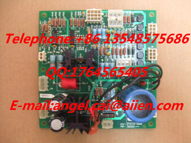 Nice 031 01620 000 The Vsd Logic Board Bram With Acc Board Air Conditioning Appliance Parts