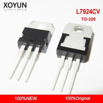 10 unids/lote L7924CV L7924-7924 a-220 original nuevo