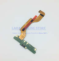 JEDX Original New For Nokia Lumia 1520 N1520 Micro USB Charging Connector Port With Microphone Flex