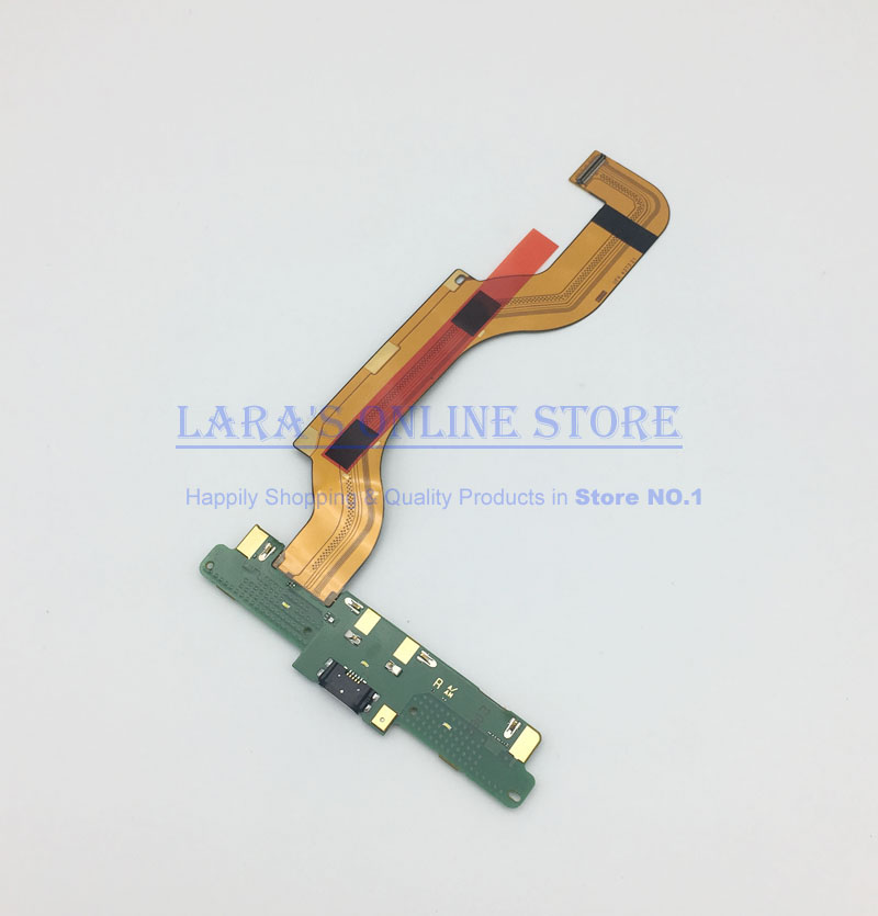 USB Charging Flex Cable For Nokia 1520 Charger Flex Cable For Microsoft Lumia 1520 Usb Dock Port Flex Ribbon Replacement Repair