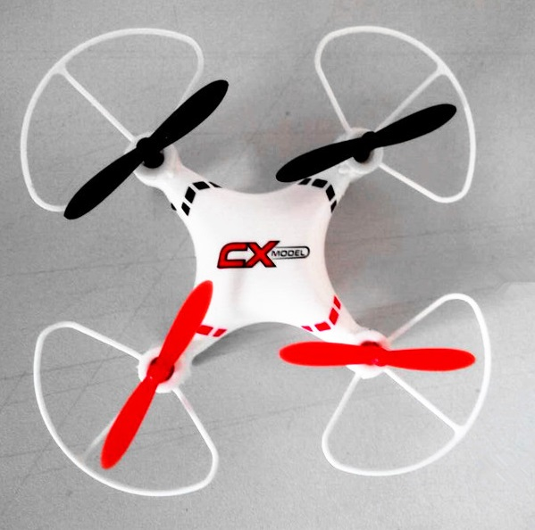New Drone Waterproof 5CH RC Quadcopter 24Ghz Flying Nano 6axis Plane Toy
