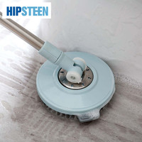 Adjustable 360 Rotating Mop Household Use Cleaning Brush Cleaning Window Floor Automatic Mop