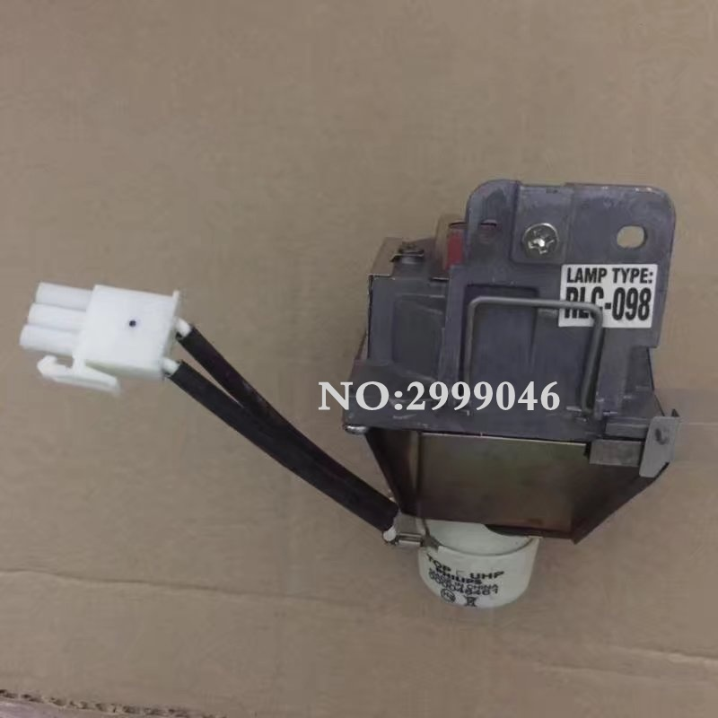 Original Replacement Lamp VIEWSONIC RLC-098 Lamp For PJD6552LW,PJD6552LWS Projector 100% original projector lamp rlc 002 for viewsonic pj755d pj755d 2