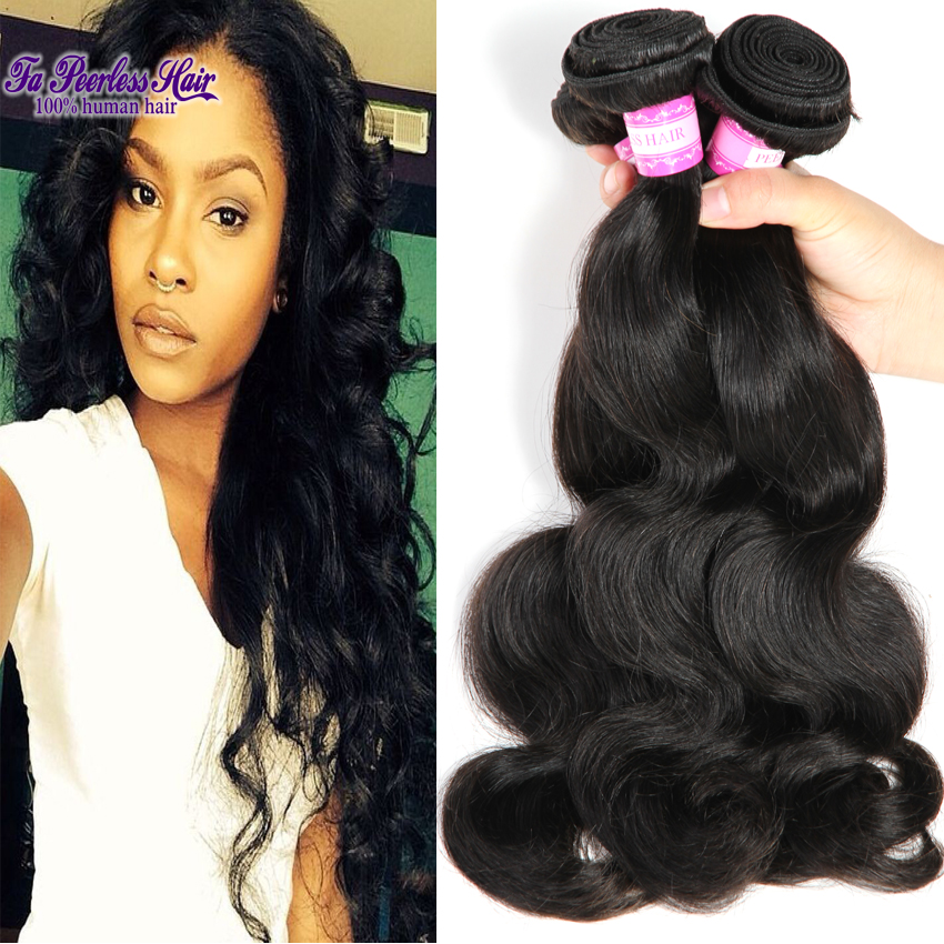 100 human hair extensions aliexpress hairsstyles extensions uk black women aliexpress cey company 7a grade brazilian virgin hair body wave 4pc human pmusecretfo Images