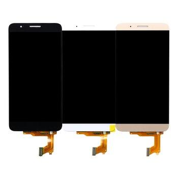 Dla Huawei Honor 7i wyświetlacz LCD + dotykowy digitizer montaż strzał X ekran wyświetlacza 5.2 cal nowy zamiennik darmowa wysyłka