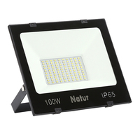 LED Floodlight 100w 200w 300w 500w Outdoor Flood Light AC220V IP65 Waterproof Spotlight High Quality Square Reflector