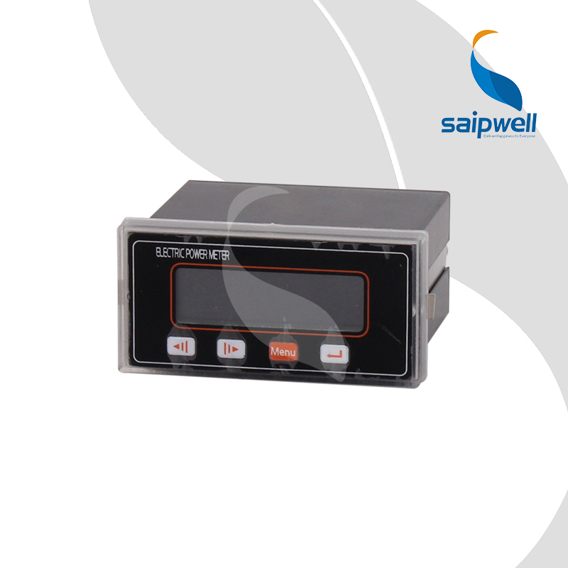 48A Single Phase LCD Current Ampere Meter/ LCD Ammeter Intelligent Industrial Electronic Instrument 96*48*95mm  (SP-48AY)