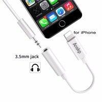 Anskp Kopfhörer Audio Adapter Kabel für iPhone 7 7 Plus Kopfhörer 3,5mm AUX Audio Kopfhörer Extender Jack Stereo Adapter