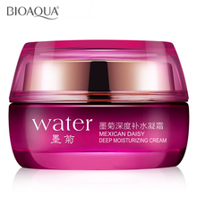 bioaqua mexican daisy essence cream moisturizing brighten face oil control skin care miracle glow whitening day