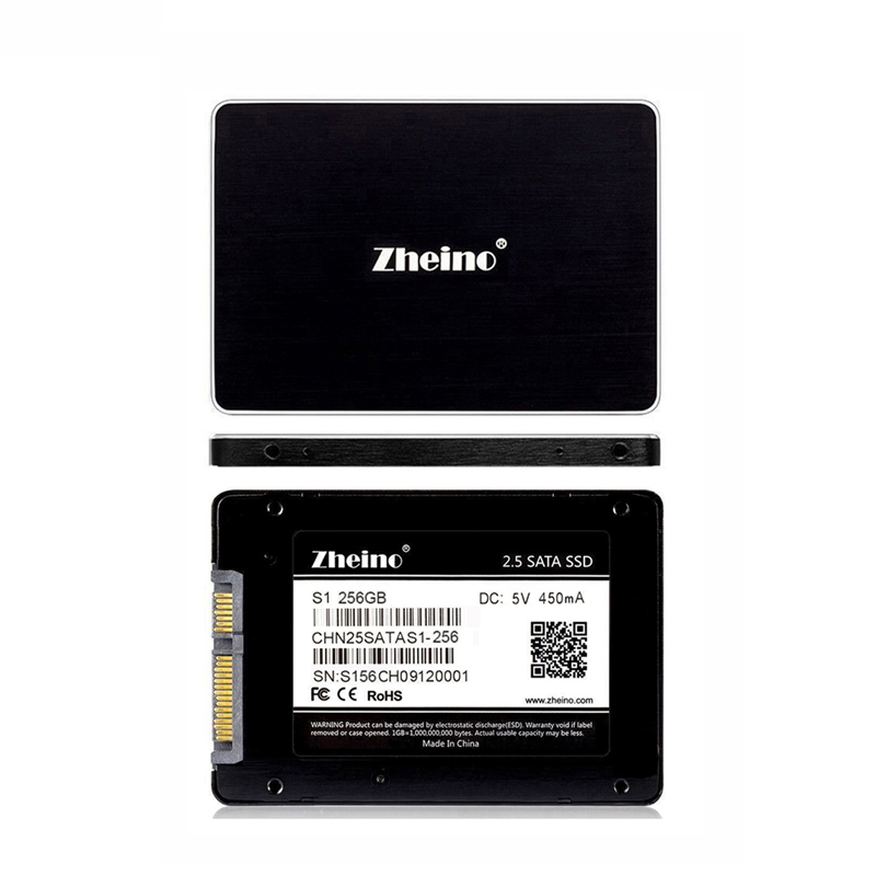 Zheino Hot S1 2.5 SATA 256GB SSD interna Solid Disk Drives SATA3 HARD DRIVE For Dell HP Lenovo ASUS Acer Thinkpad Laptop Desktop 22x42mm kingspec 60gb 120gb m 2 solid state drive ngff m 2 interface ssd pcie mlc for lenovo thinkpad hp asus laptop notebook