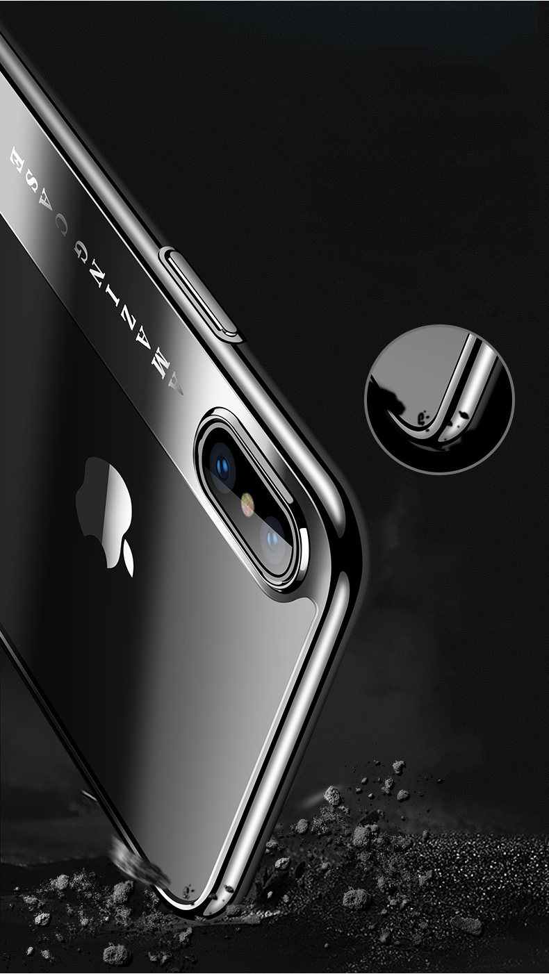 plating case for iPhone X Case (3)