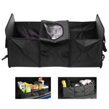 Foldable Oxford Cloth Storage Box Bag  for Car Truck Van SUV Storage Trunk Organizer
