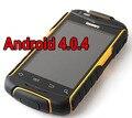 Открытие V5 Android 4.0.4 емкостный экран смартфона телефон Водонепроницаемая Пыле Противоударный WIFI 5 ЦВЕТОВ