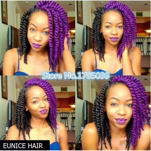 Pre Twisted Crochet Jumbo Havana Twists 24 12 Different Colours