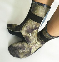 MYLEGEND 3mm Neoprene Snorkeling Shoes Scuba Diving Socks Beach Boots Wetsuit Prevent Scratches Warming Non Slip