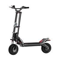 2018 Kaabo Wolf Warrior II новый дизайн 11 дюймов 60 в 35AH электрический скутер с гидравлической амортизацией