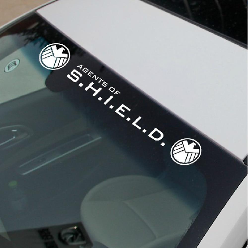Aliauto агенты щит спереди автомобиля лобовое стекло наклейки и наклейка для Toyota Форд Шевроле Фольксваген Поло Гольф Хонда Хендай Киа Лада