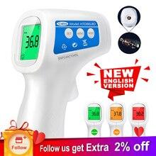 Cofoe инфракрасный термометр для лба лучший детский термометр ЖК-дисплей цифровой термометр Бесконтактное устройство для измерения температуры тела