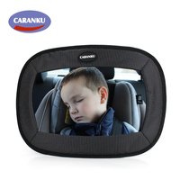 Baby Monitor Mirror Back Seat Safety Rearview Mirror Baby Car Safety View Back Seat Mirror Facing