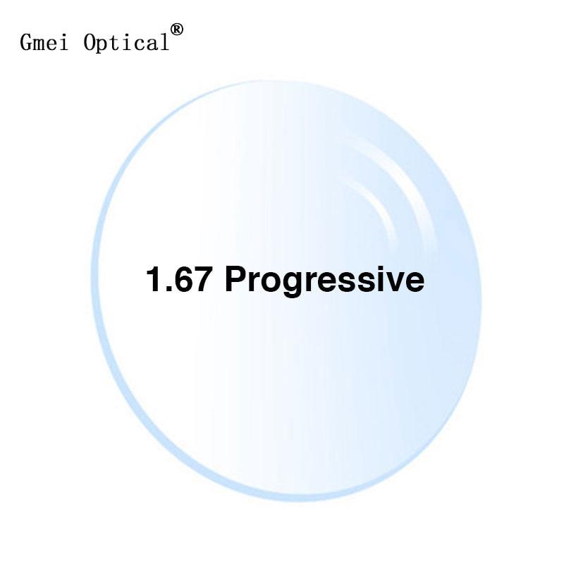 Aliexpress.com : Buy 1.67 Digital Free Form Progressive No Line ...