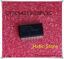 NEW 10PCS/LOT CY7C64215-28PVXC CY7C64215-28 CY7C64215 SSOP-28  IC