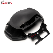 Triclick Bottom Speedo Meter Tach Gauge Rear Back Cover Motorcycle Instrument Front Car Covers For Yamaha FZ6N 2004 2005 2006