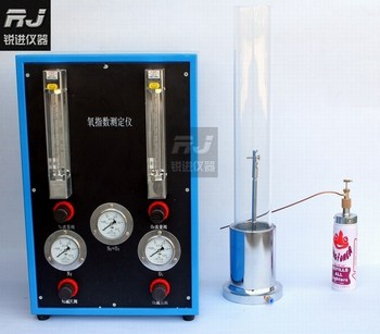 цена на (at Chengde) oxygen content detector tester fire door factory HC-2 oxygen index determination instrument