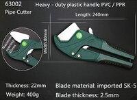 Heavy Duty PVC Pipe Cutter PPR Scissors Cutter 63002