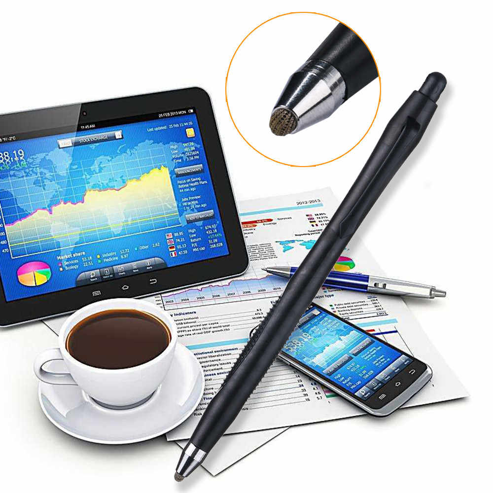 Tablet Pen Touch Screen Pen Stylus Universele Voor iPhone iPad Voor Samsung Tablet Telefoon PC Hoge Kwaliteit