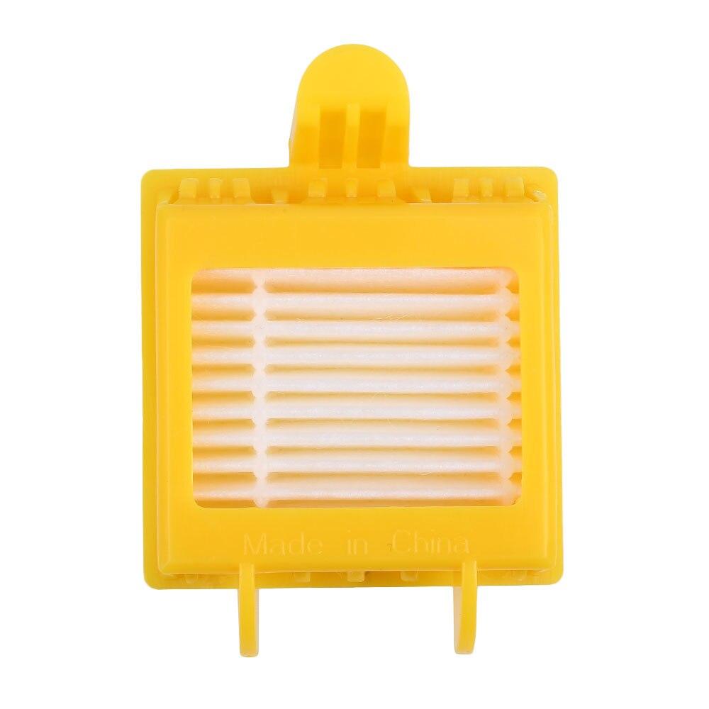 Прочный HEPA фильтр наборы губок подметания робот Замена Пылесосы для автомобиля интимные аксессуары желтый пыле основной фильтр