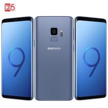 "Unlocked Original SAMSUNG Galaxy S9 5.8 Inch screen Android Fingerprint 4GB RAM 64GB ROM 1440 x 2960 LTE Octa-core Mobile Phone"""