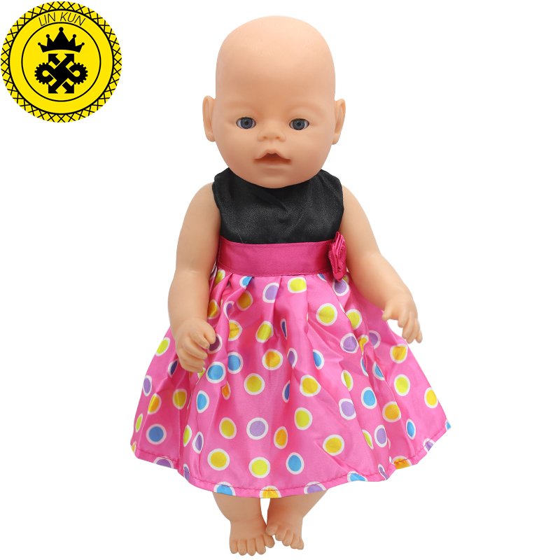 Baby Born Doll Dress Clothes Fit Zapf