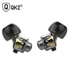 DM8 Mini Dual Driver Extra Bass auriculares QKZ Turbo de Ancho Sound gaming headset mp3 Campo DJ Auriculares fone de ouvido auriculares
