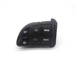 Image 2 - Pulsanti di controllo della velocità Audio del volante multifunzione PUFEITE per Kia sportage con retroilluminazione Car charge car styling