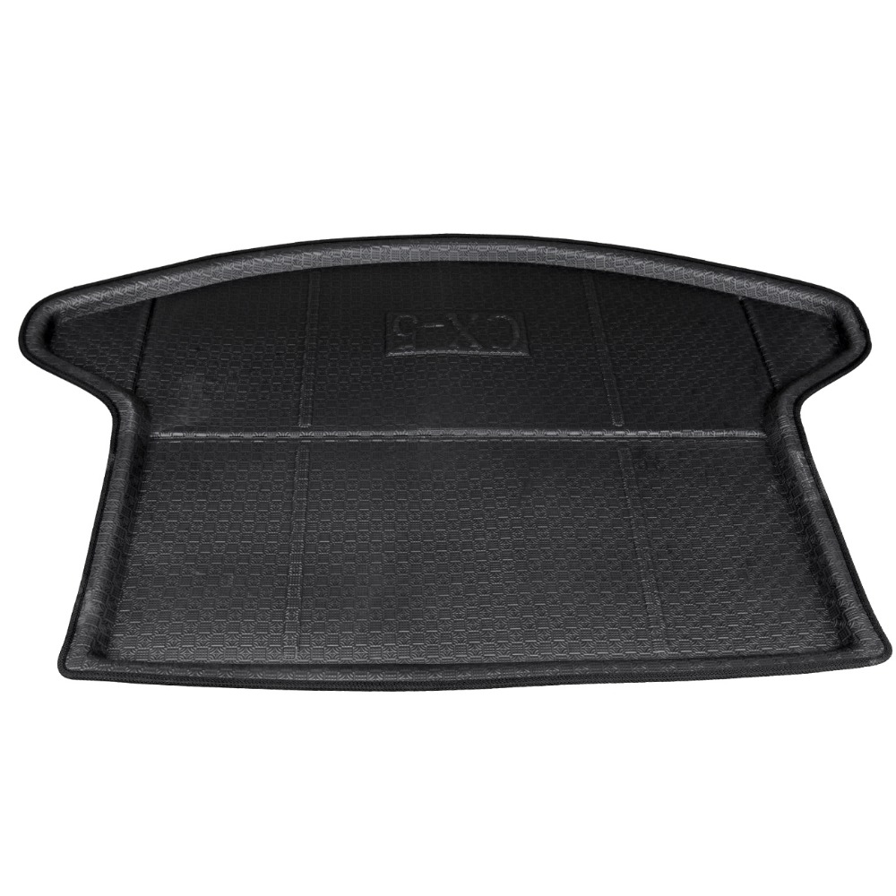 (Shipping From AUD) Rear Car Trunk Mat Tray Boot Cargo Liner Trunk Mat Protector For Mazda CX5 2013-2016