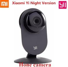 Original xiaomi yi inglés inteligente cámara xiaoyi hormigas mini cámara web cámara ip wifi wirraseless cama cctv noche versión edición 720