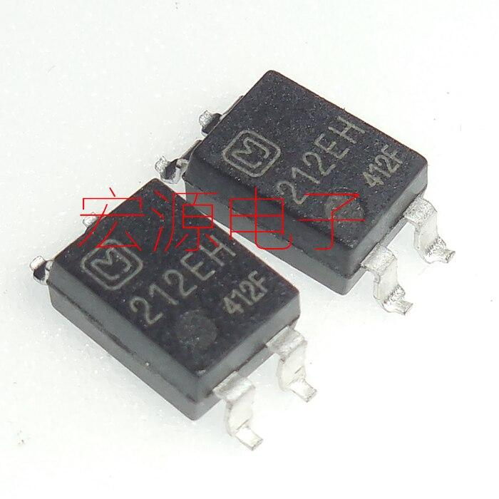 100 pcs lote 212eh aqy212eh aqy212 sop4 isolador optico