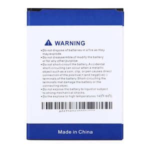 Image 3 - High capacity  5050mAh B500BE B500AE Battery for Samsung Galaxy S4 Mini Battery i9190 i9192 i9195 i9198 Mobile Phone Battery