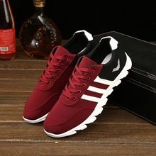 Hight Quality Men's Casual Shoes 2016 New Arrival Men's Solid Breathable Lazy Shoes Male Plus Size 39-46 Slip-on Network Shoes