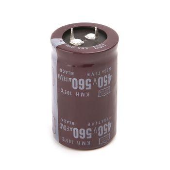Electric Welder 450V 560uF Aluminum Electrolytic Capacitor Volume 35x50 Hard Foot - discount item  22% OFF Games & Accessories