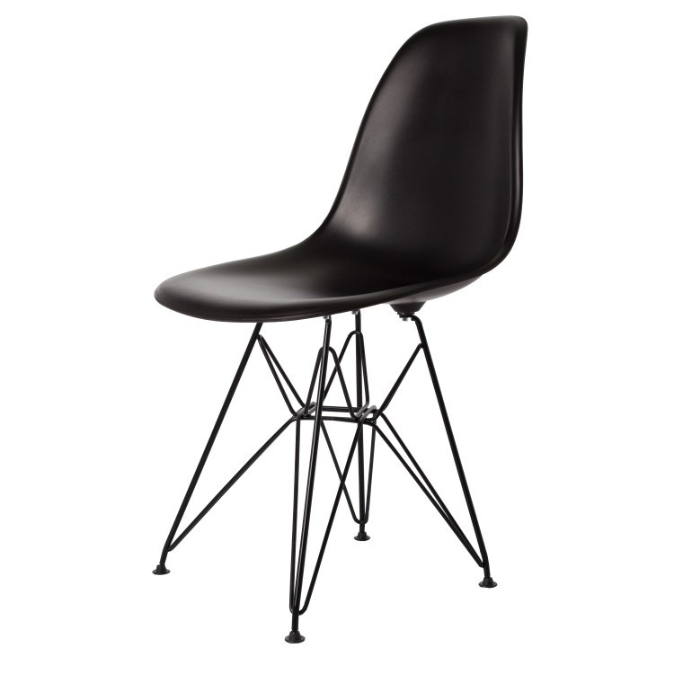 Superb Us 99 0 Black Metal Steel Leg Modern Design Fashion Plastic Metal Side Dining Chair Popular Hot Sale Fashion Modern Home Metal Leg Chair In Dining Caraccident5 Cool Chair Designs And Ideas Caraccident5Info