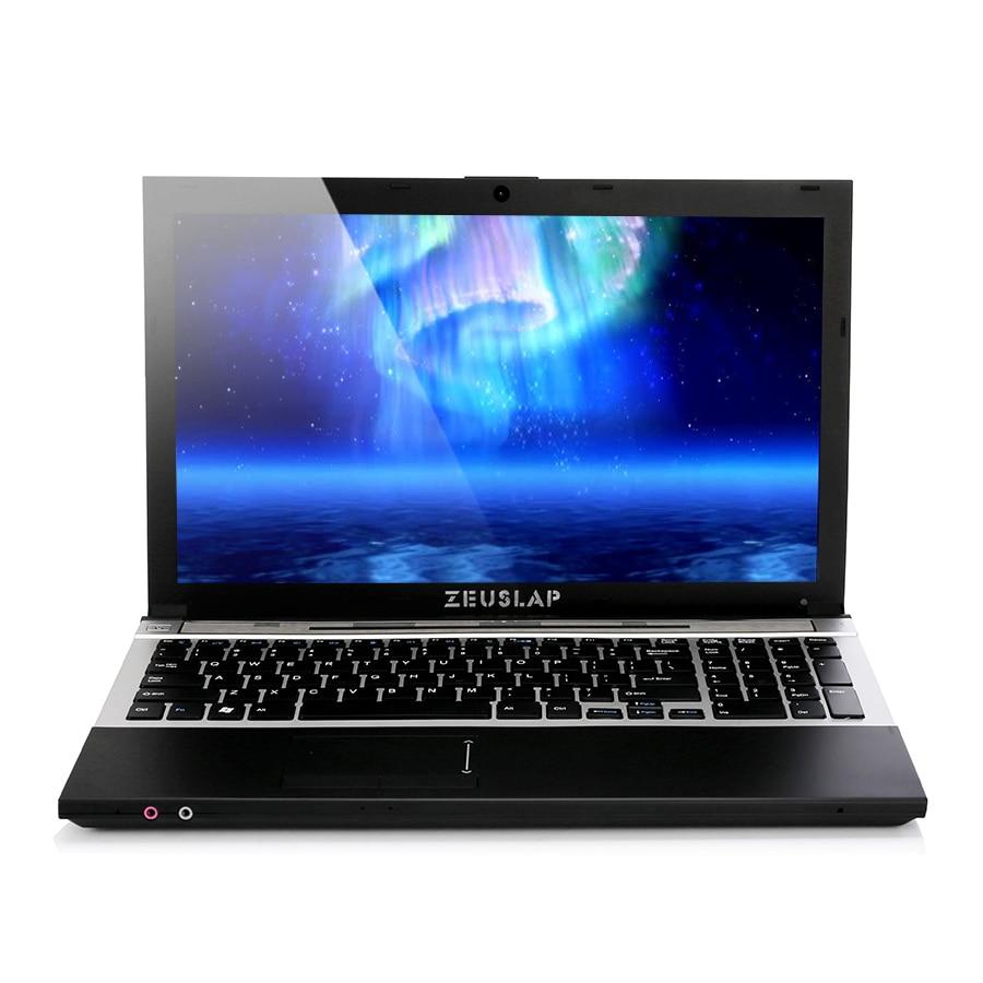 15.6inch Intel Core i7 CPU 8GB RAM 128GB SSD 1920*1080P FHD WIFI Bluetooth with DVD-ROM Notebook Computer PC Laptop