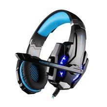 G9000G9000 Head-mounted  Over-ear Game Gaming Pro Headphone Headset Single Hole Earphone Headband With Microphone