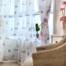 Fashion British Word Flat Window Tulle Curtains Cheap Custom Window  Treatments Organza Curtains Modern Curtains For Living Room Part 28