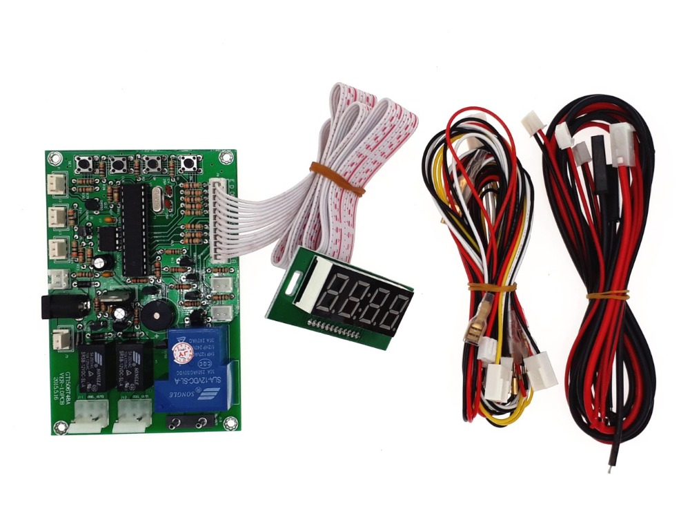 with coin changing Time Control Timer Board Power Supply for coin acceptor  selector, pump water, washing machine, massage chair