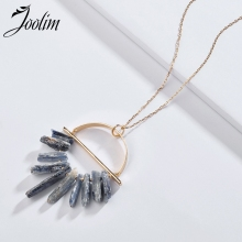 Joolim Natural Stone Creative Necklace Fashion Wholesale
