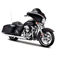 Maisto 1 12 Harley 32328 2015 STREET GLIDE SPECIAL MOTORCYCLE BIKE Model FREE SHIPPING